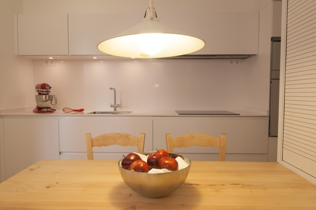 Una cocina acogedora y natural   blog de frecan