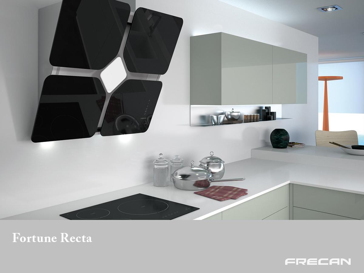 Campanas Modernas Cool Finest Free With Campanas Modernas Para  # Muebles De Cocina Pixys