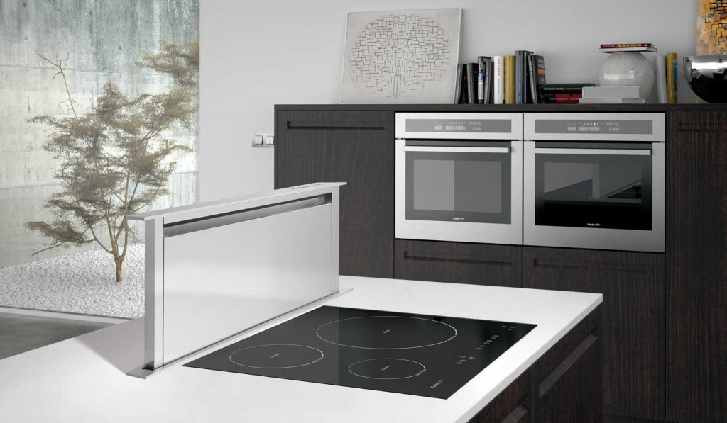 Campana de cocina integrable Lift
