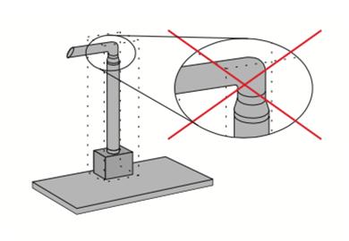 instalación campana