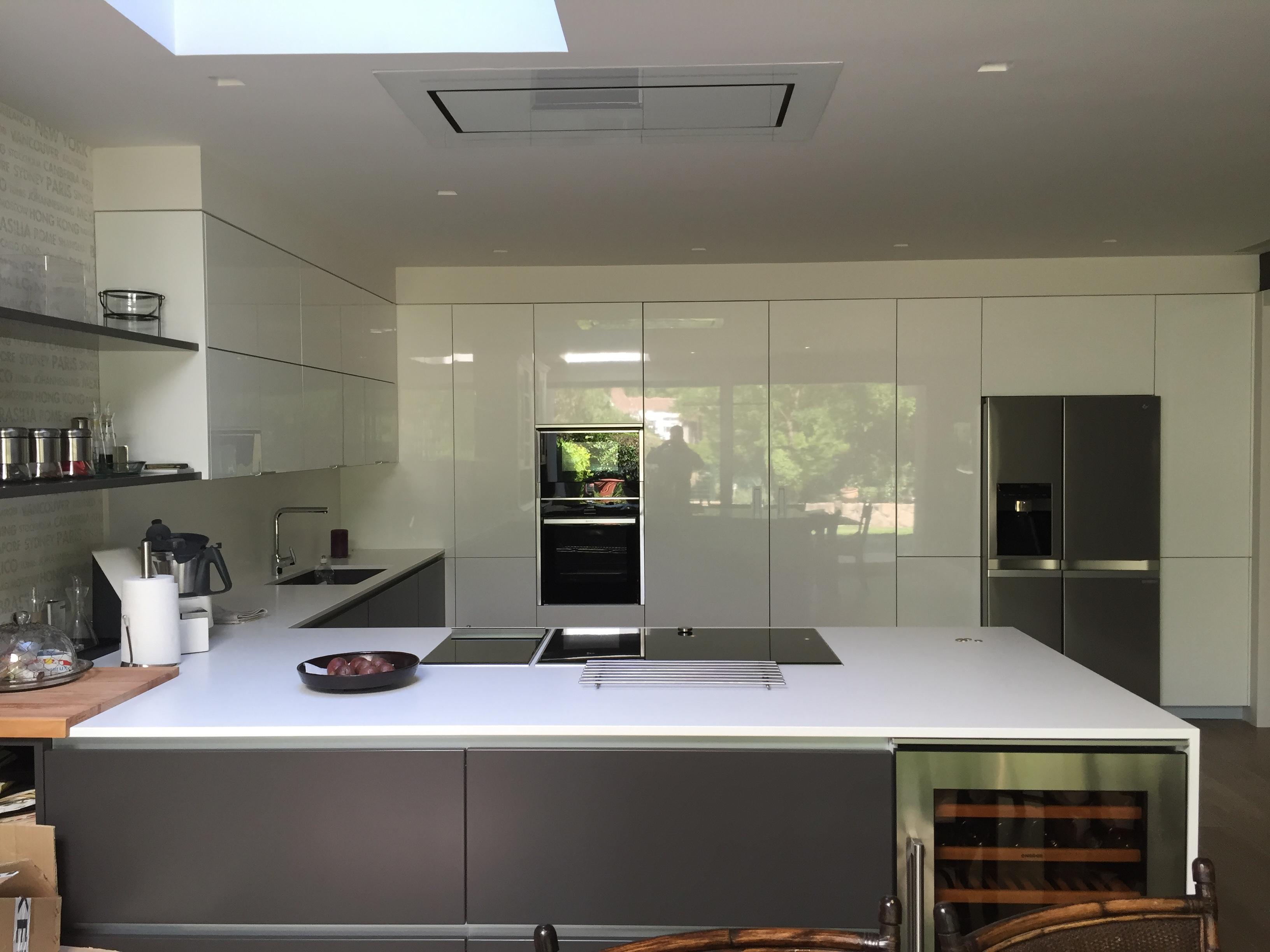 Una cocina contemporánea - Frecan