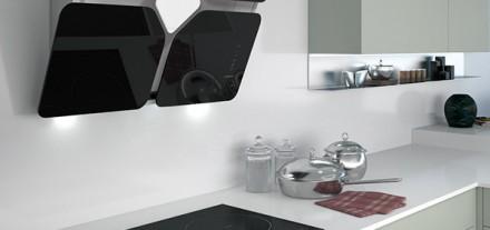 Campana extractora cocina de pared Fortune Recta Frecan