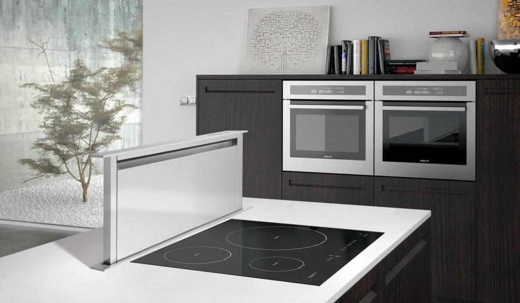 Campana de cocina integrable Lift