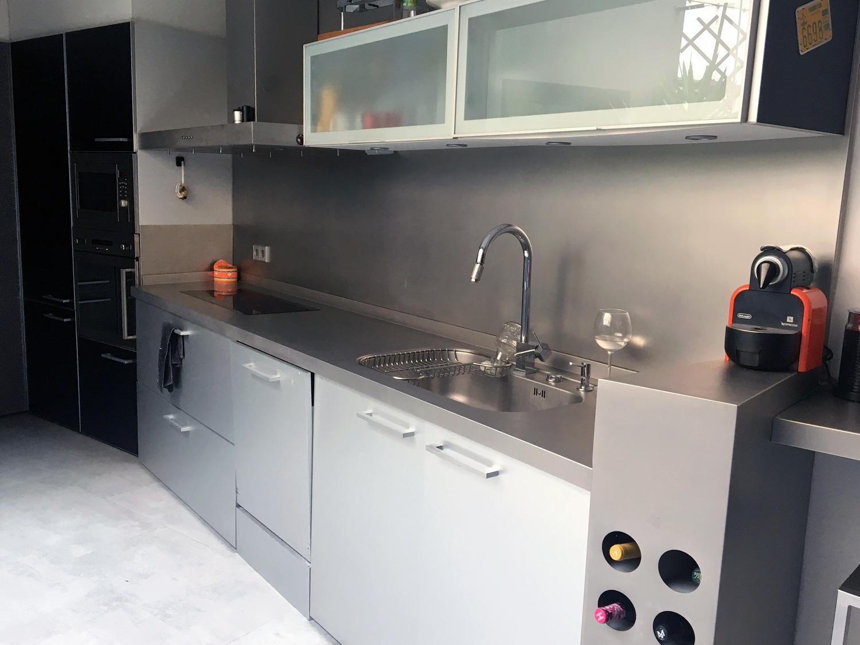 Cocina profesional y abierta frecan campanas extractoras for Cocina profesional