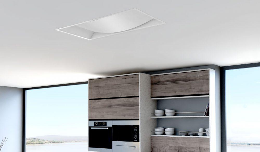 La nueva campana de techo blade 360 la funci n hace la for Campanas de techo