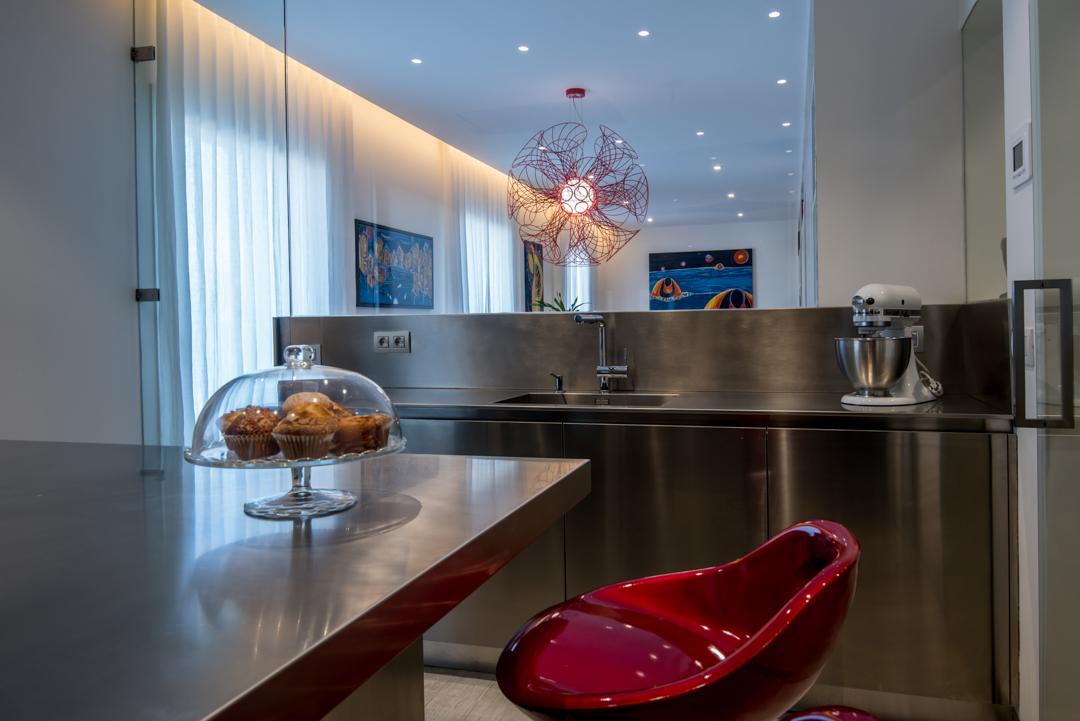 Cocina profesional en casa with cocina profesional en for Cocina profesional