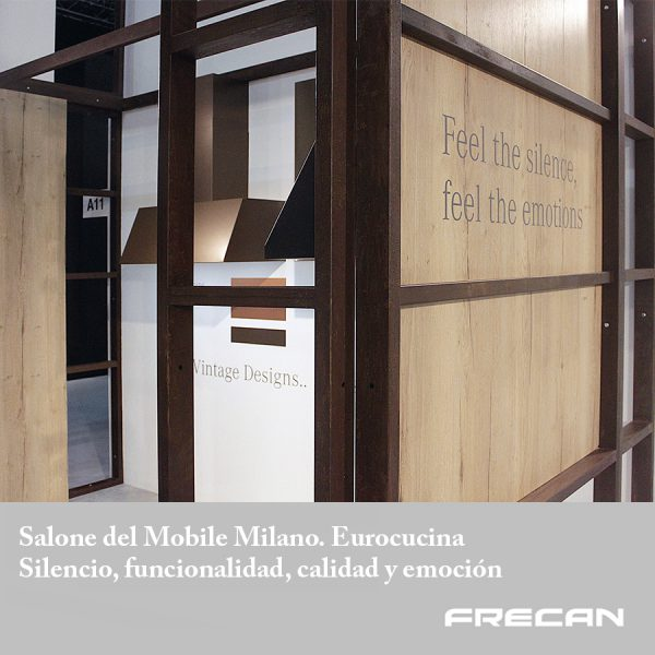 Salone del mobile, Milano Frecan