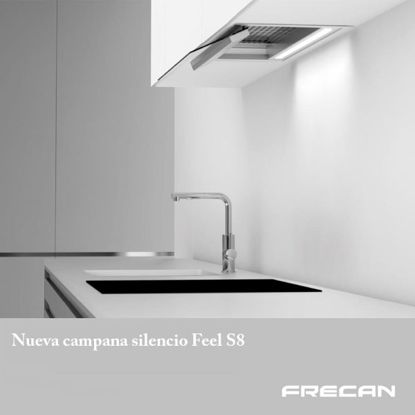 Nueva campana integrada feel S8