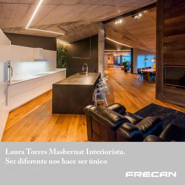Laura Torres Masbernat Interiorista Freca