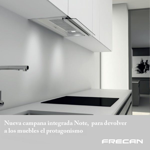 Campana integrada Note Frecan