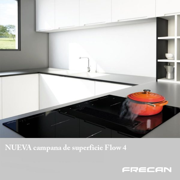Campana de superficie Flow 4