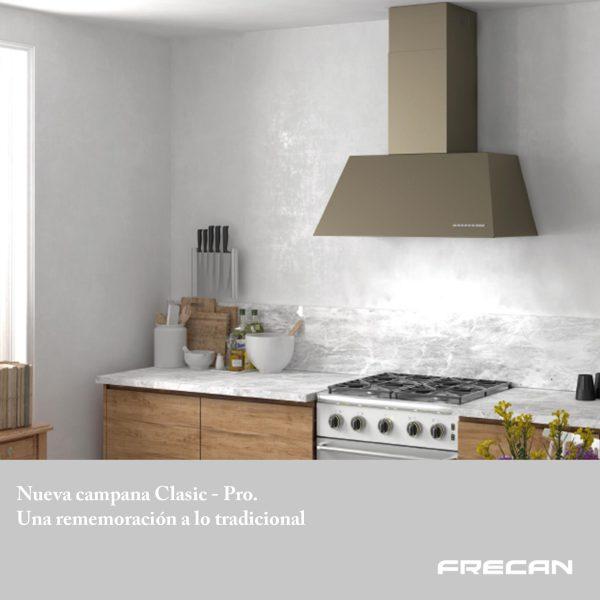 nueva campana Clasic Pro Frecan