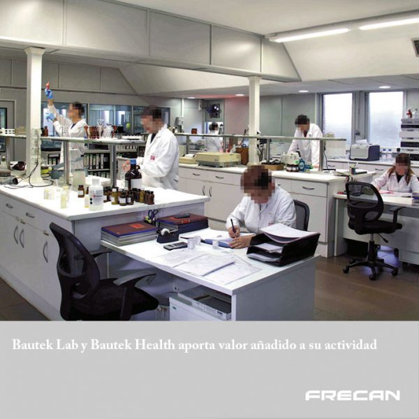 Bautek lab y health, Frecan