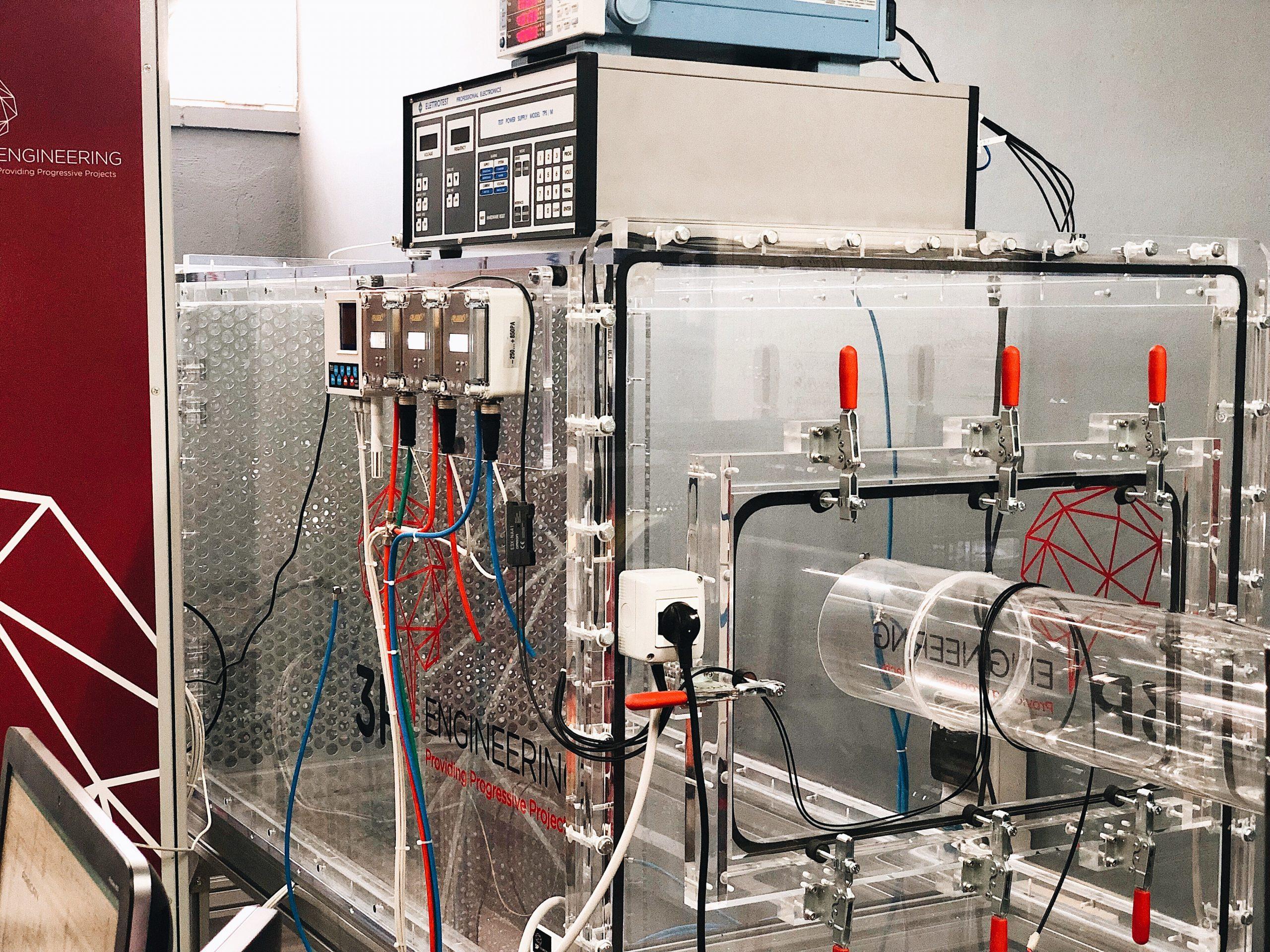 Frecan, Laboratorio de campanas de alta gama