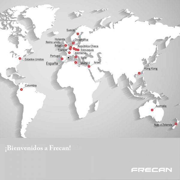 Bienvenidos a Frecan, fabricantes de campanas de alta gama