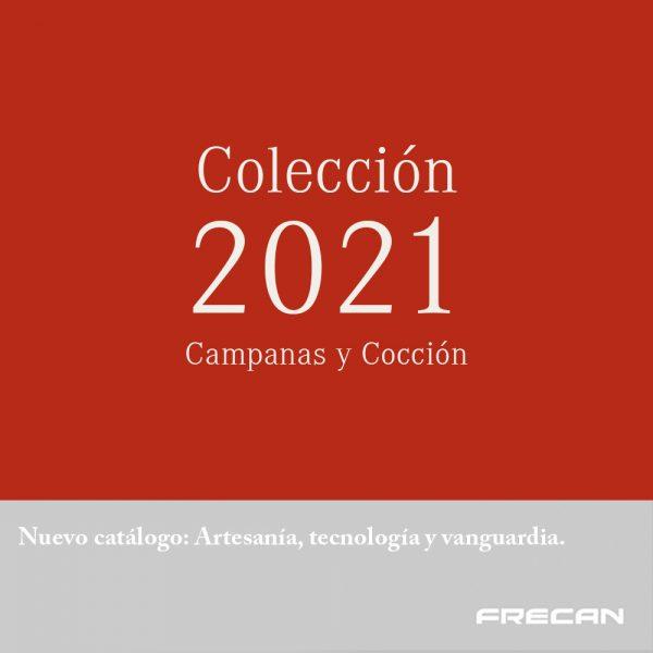 Nuevo catálogo cocción y campanas de Frecan