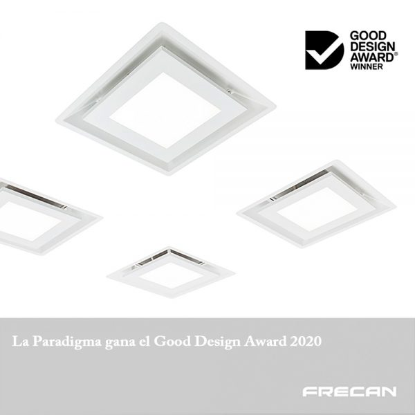 Paradigma Gana el premio GOOD DESIGN AWARDS
