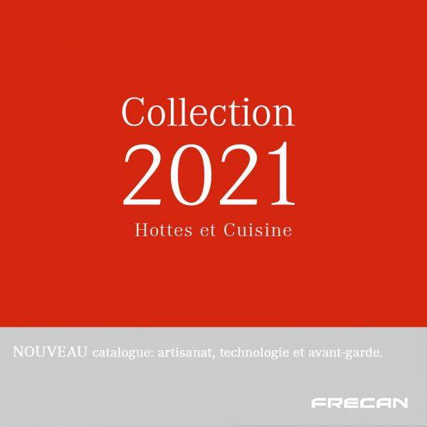 Nouveau catalogue de cuisine et hottes de Frecan