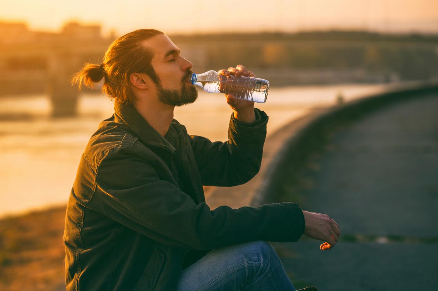 Beberías agua que no esté filtrada? FrecanAir