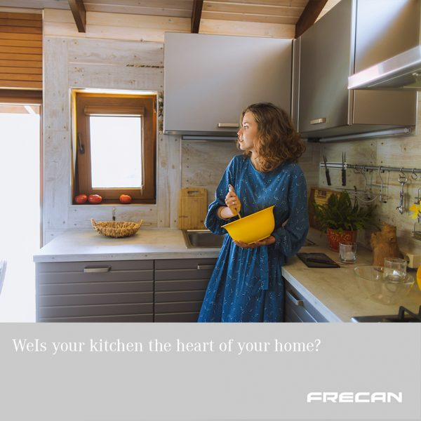 The sale of household appliances grows. Frecan