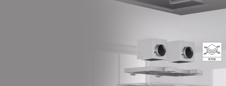 Frecan characteristics of hoods - Hauteur minimum plafond ...