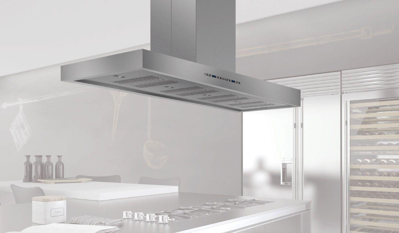 Campana extractora de cocina a medida emotion 1 motor frecan - Campana extractora medidas ...