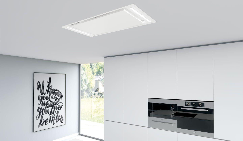 Campana extractora de cocina de techo nitro 360 frecan - Temario fp cocina y gastronomia ...