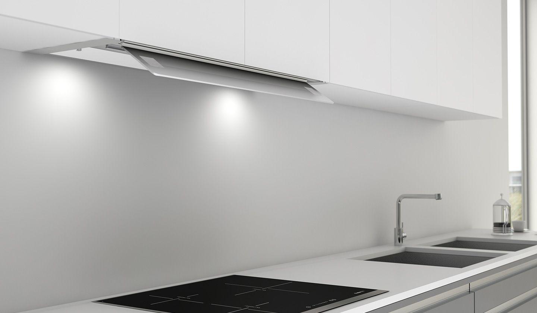 Campana extractora de cocina integrable inup frecan - Campanas extractoras de recirculacion ...