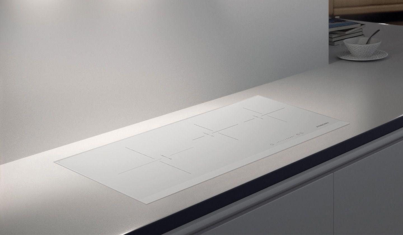 Placa 783 slider 3 inductores for Placas de induccion blancas