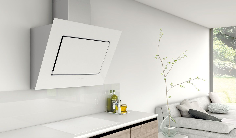 Campana extractora de pared ng quasar frecan - Campanas de cocina modernas ...