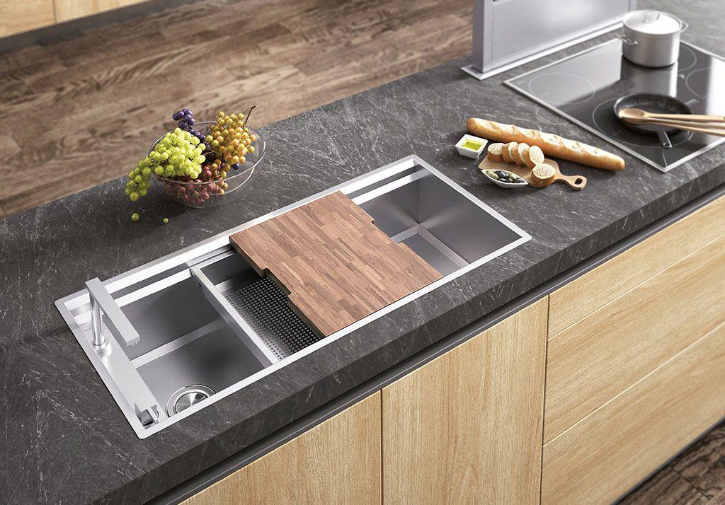 Fregaderos de cocina luxury star btk frecan - Muebles de cocina inox ...